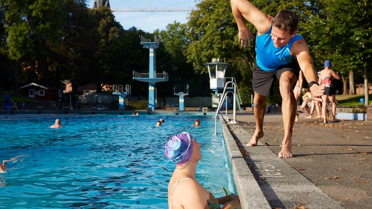 Schwimmworkshops